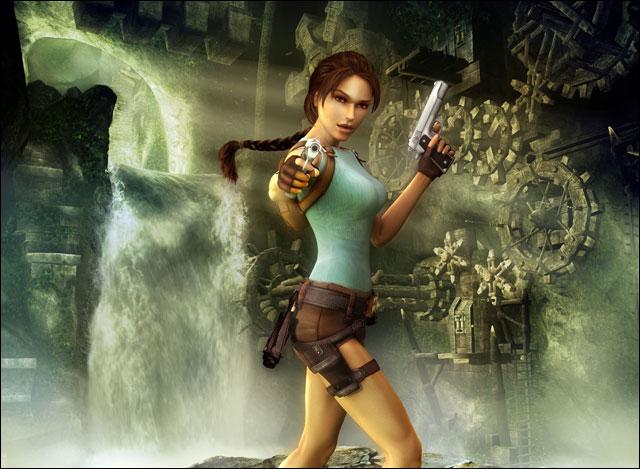 Lara Croft in alta definizione?di nuovo!