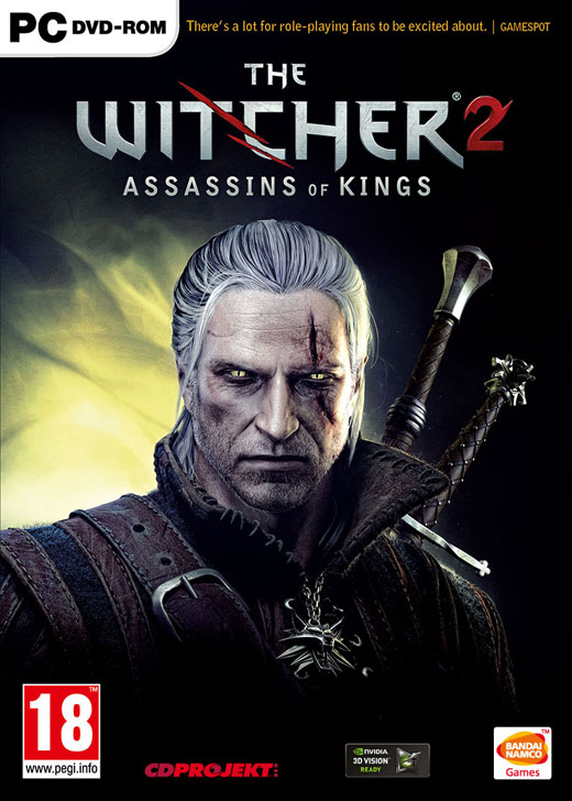 The Witcher 2_Cover