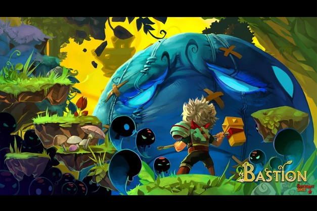 Bastion-Wallpaper